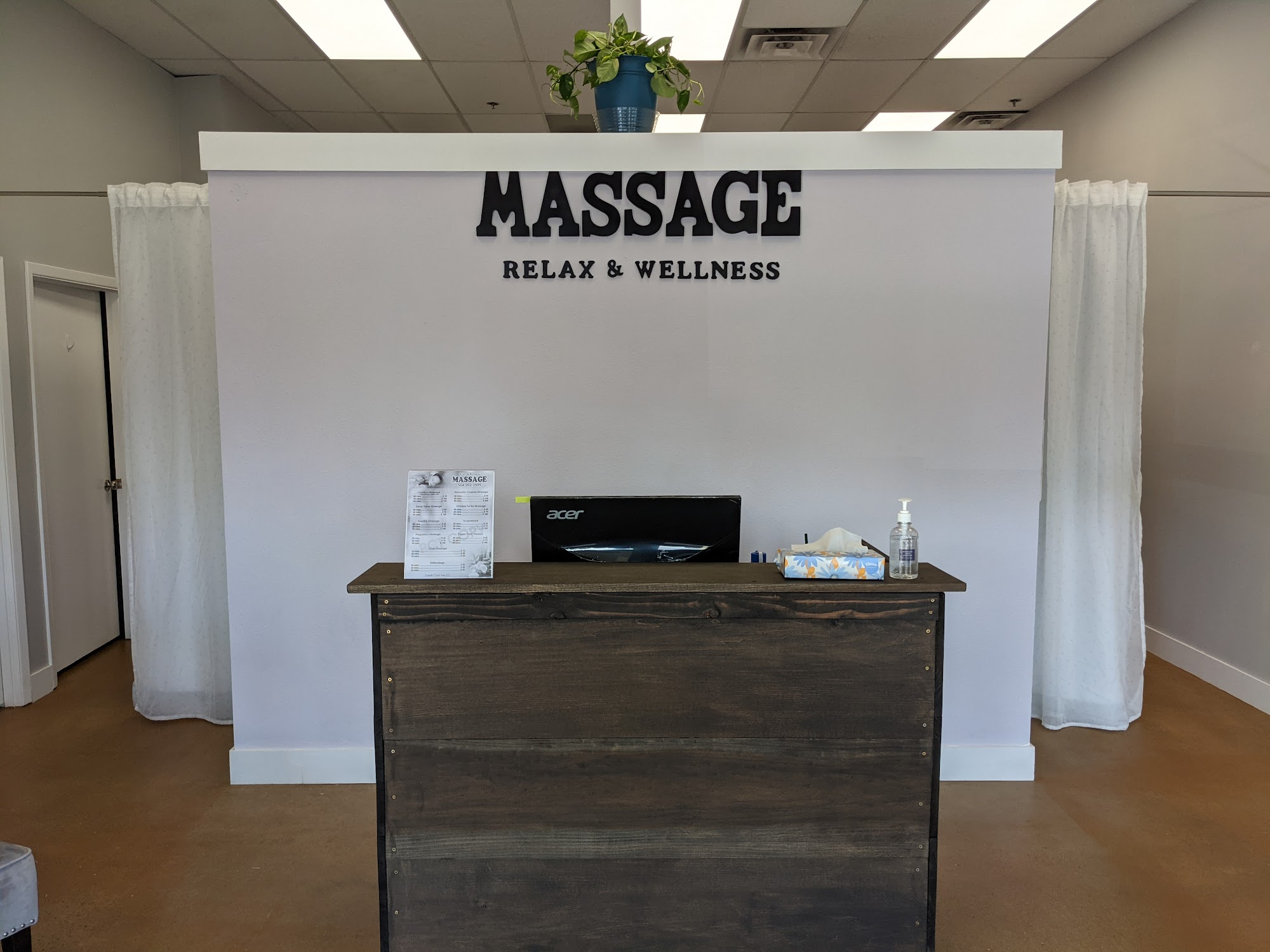 Relax and Wellness Massage 316 SE 123rd Ave suite D7, Vancouver